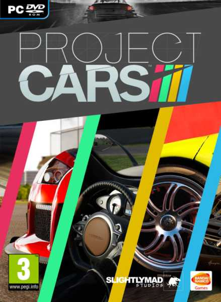 ������� ��������� Project Cars