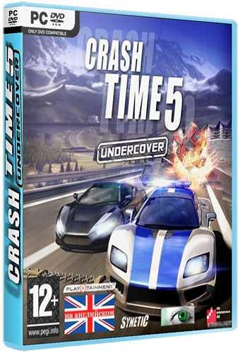 Играть бесплатно Crash Time 5: Undercover (2012/PC/Eng) без регистрации