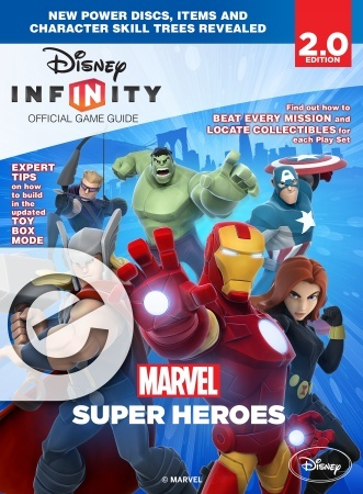 Играть бесплатно Disney Infinity 2.0: Marvel Super Heroes без регистрации