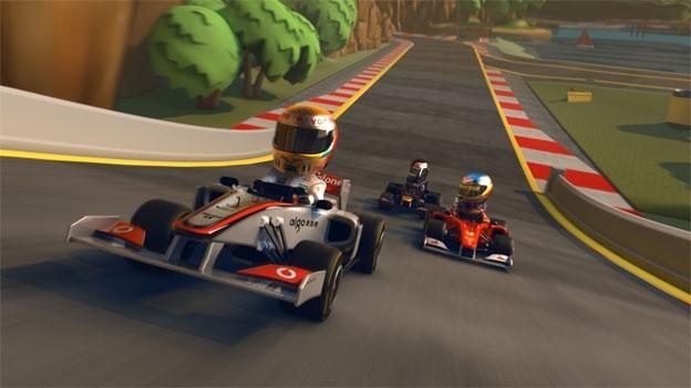 скачать гонки F1 через торрент - фото 6