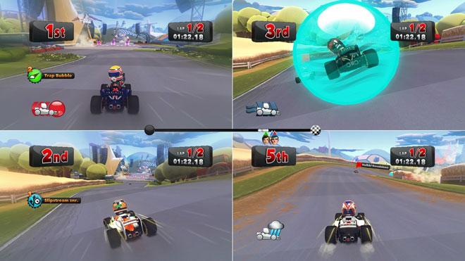 скачать гонки F1 через торрент - фото 10
