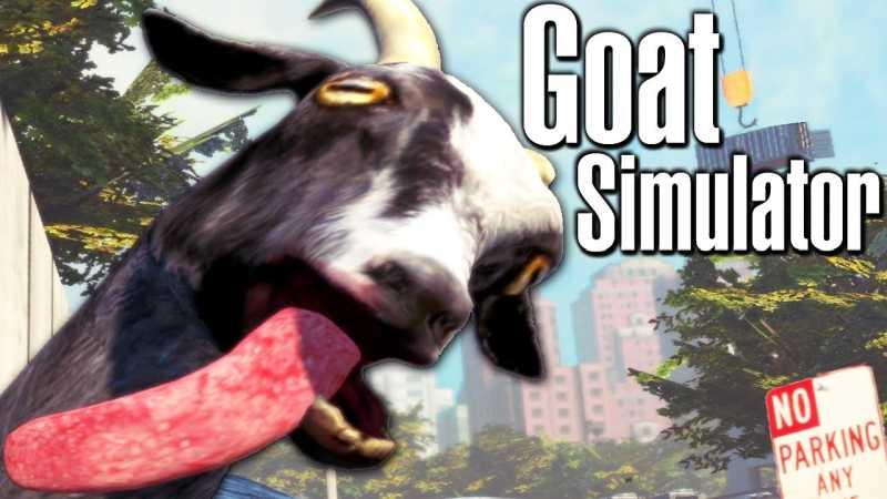 игра симулятор козла скачать
