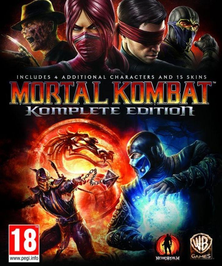 скачать игру на Pc Mortal Kombat через торрент - фото 7