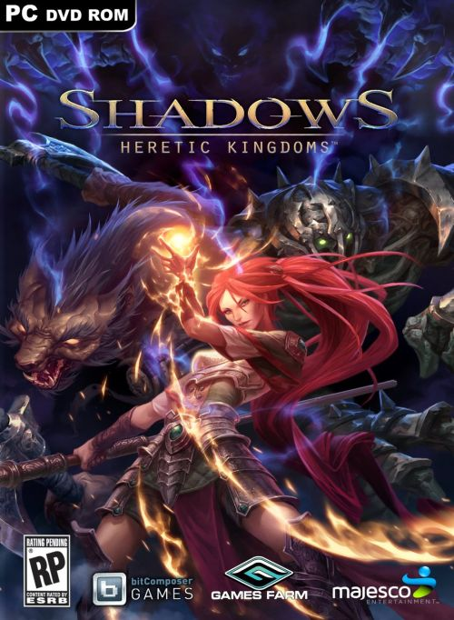 Играть бесплатно Shadows: Heretic Kingdoms Book One Devourer of Souls без регистрации