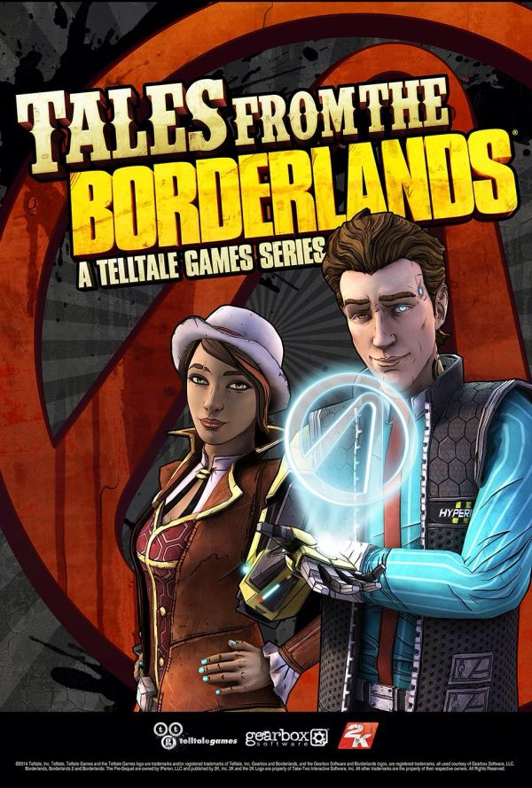 Играть бесплатно Tales from the Borderlands: Episode One - Zer0 Sum без регистрации