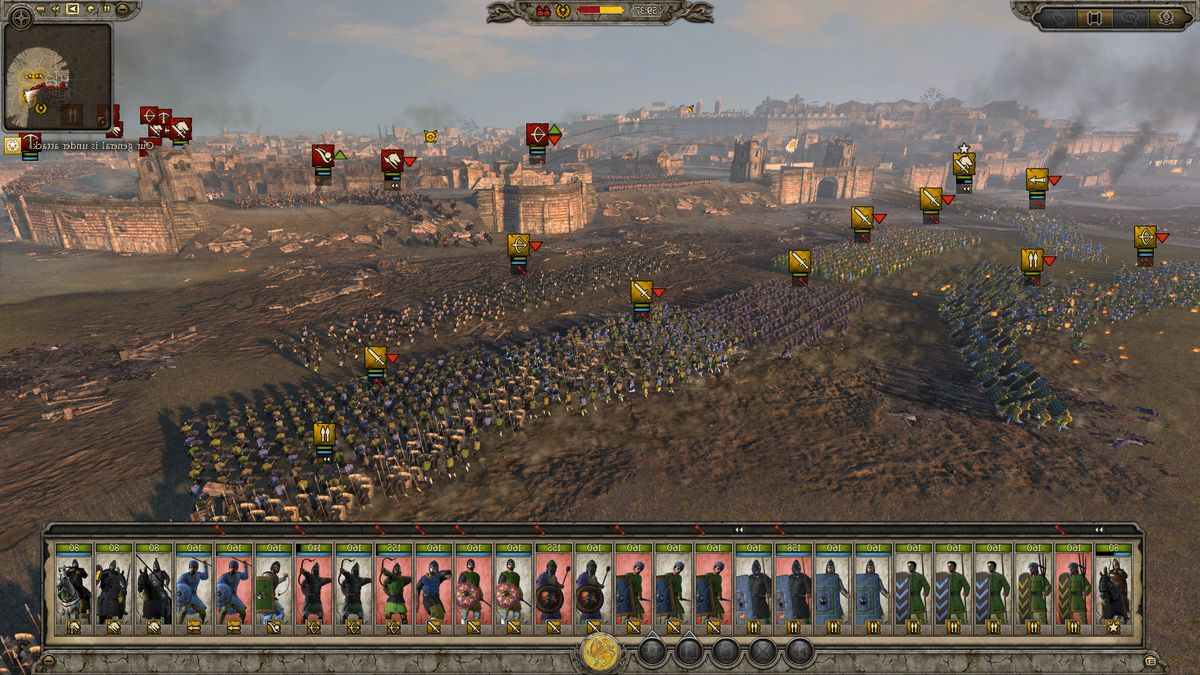 Attila total war скачать