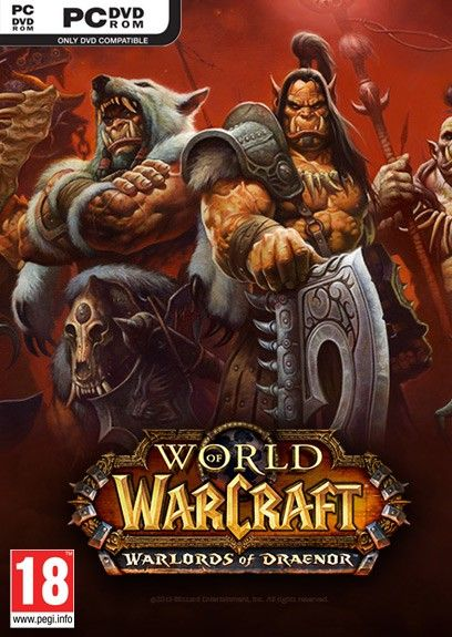 Играть бесплатно World of Warcraft: Warlords of Draenor без регистрации
