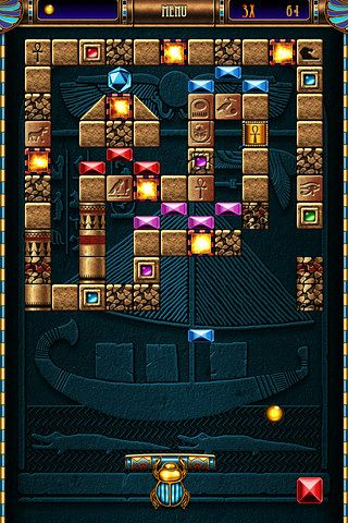 Blocks of pyramid breaker бесплатно