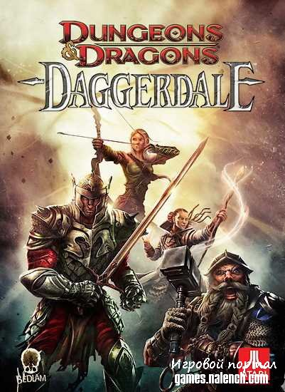 Играть бесплатно Dungeons and Dragons: Daggerdale (2011/RUS) без регистрации