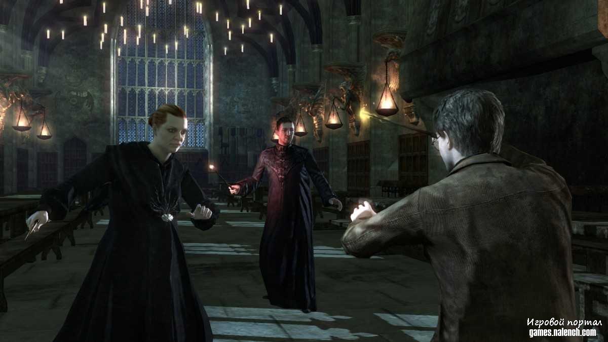 Harry potter and the half-blood prince ps2 » скачать игры через.