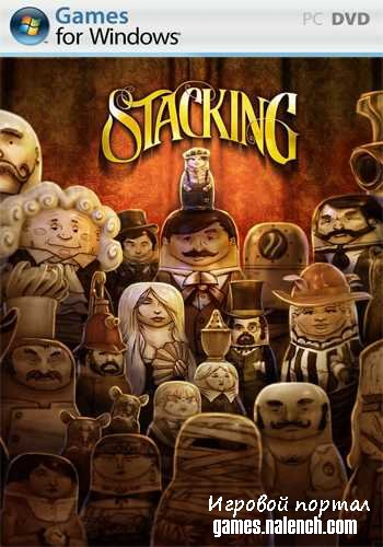 Играть бесплатно Stacking (v1.0.0.3 + 1DLC) (2012) PC RePack от R.G. ReCoding без регистрации