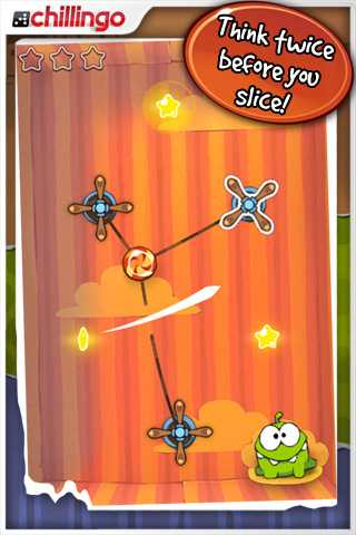 Cut the Rope бесплатно