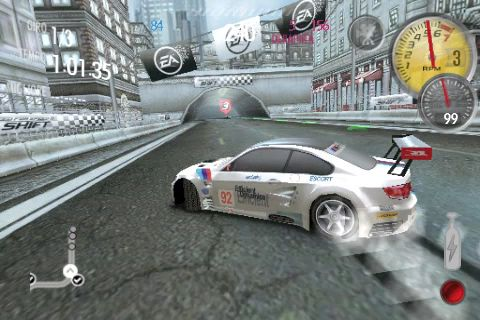 Need for Speed Shift бесплатно