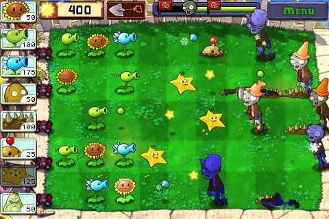 Plants vs. Zombies бесплатно