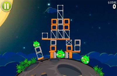Angry Birds Space бесплатно