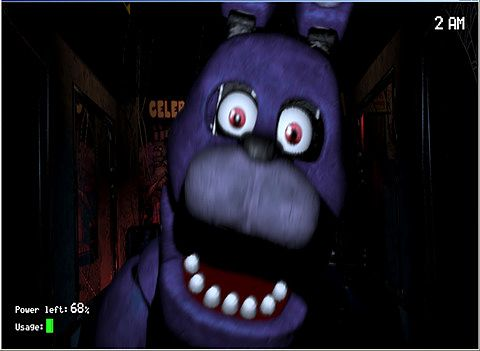 Five nights at Freddy's бесплатно