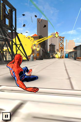 Spider-Man unlimited бесплатно