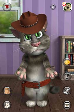 Talking Tom Cat 2 бесплатно