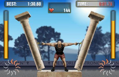 The World's Strongest Man бесплатно