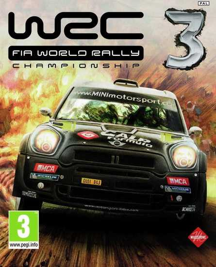 Скачать бесплатно WRC 3: FIA World Rally Championship (2012/ENG/Repack)