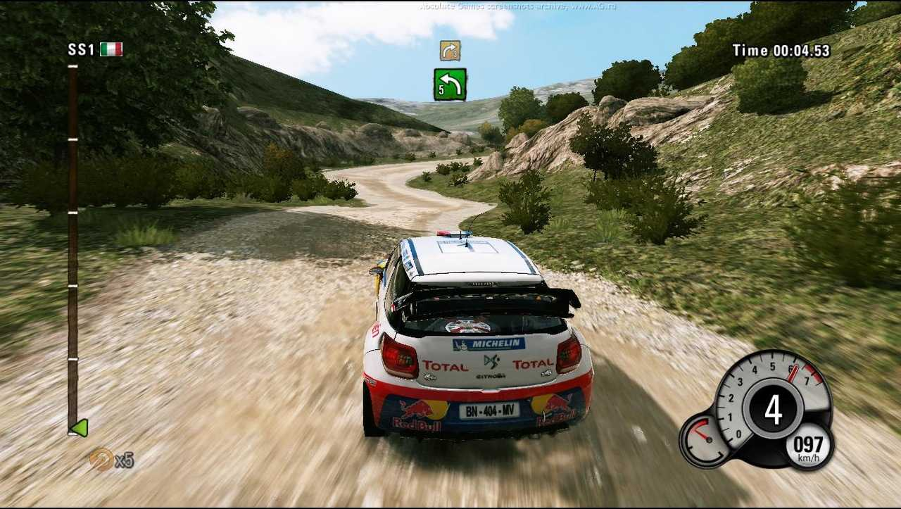 WRC 3: FIA World Rally Championship (2012/ENG/Repack) Скачать бесплатно